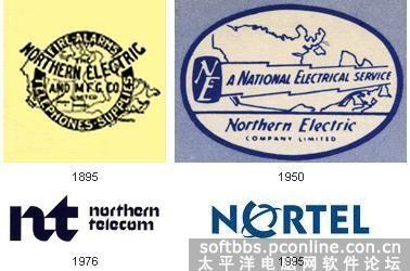 你知道么 13家知名IT公司Logo变迁史
