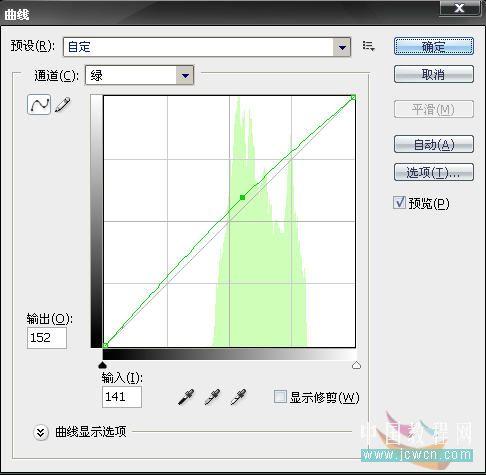 ps通道进阶教程 应用图像命令修复图像一例