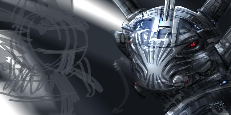 概念艺术家Tim Flattery在其网站上贴出了15张《变形金刚》(Transformers)的概念艺术设计图(经历了新版《西游记》、《红楼梦》大家对概念艺术应该已经不陌生了吧),其中有为第一集设计的航空母舰,最后并没用。导演迈克尔贝(Michael Bay)曾提过该设计可能会在续集《变形金刚2》(Transformers: Revenge of the Fallen)中用上,但最近制片人Lorenzo di Bonaventura则否定了这种可能性,不过大家可以设想,如果航空母舰这个角色在续集中出现,