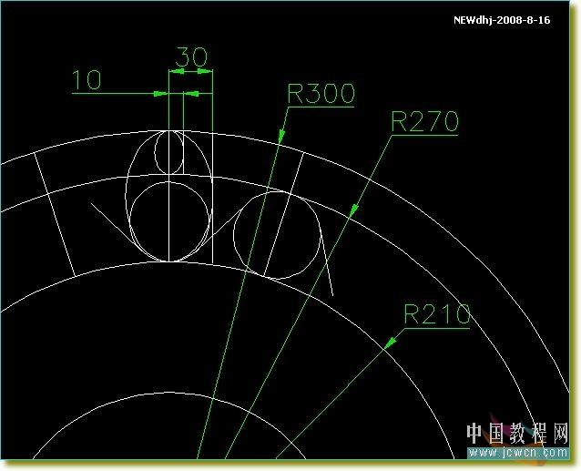 立体圆怎么画步骤图解
