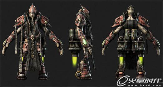 3ds max制作《星际》角色模型心得-华军资讯