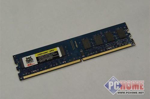 点击查看本文图片 金泰克 2GB DDRII800(磐虎) - 春节将至 卖场最具人气内存条推荐