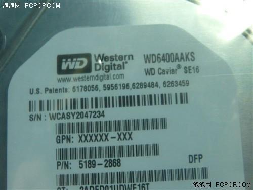 希捷单碟500G上市6款超值大容量硬盘推荐(5)