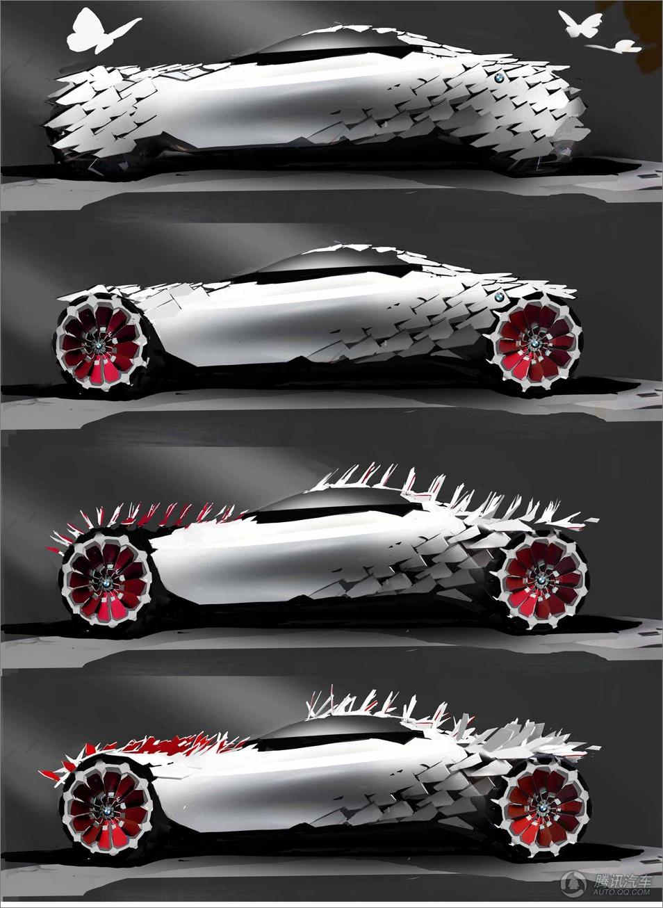 概念车、奔驰biome概念车 淘宝助理