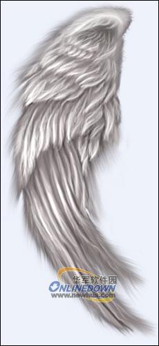 轻松打造坠落天使