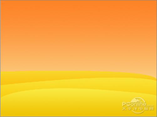 枫叶形状小报的边框