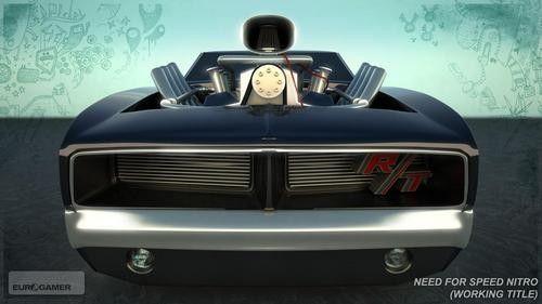 《极品飞车》3款新作曝光 网游版同行
