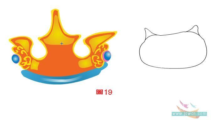 flash鼠绘 牛年画只可爱卡通牛牛(2)