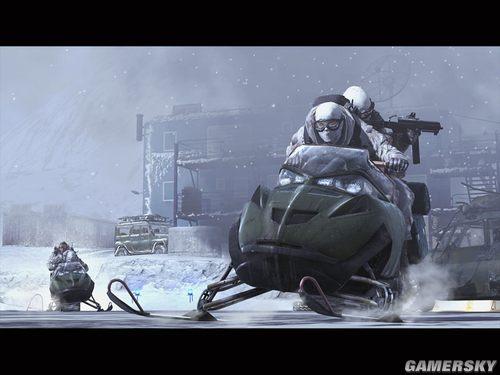 《使命召唤6 现代战争2》剧情内容正式公布