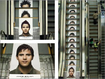 令人惊叹!引爆眼球的34个电梯创意广告