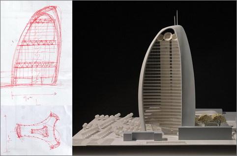 人民日报新大楼设计方案出炉
