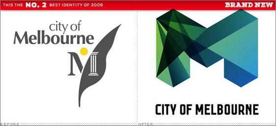 2009年最佳及最差的Logo设计榜单