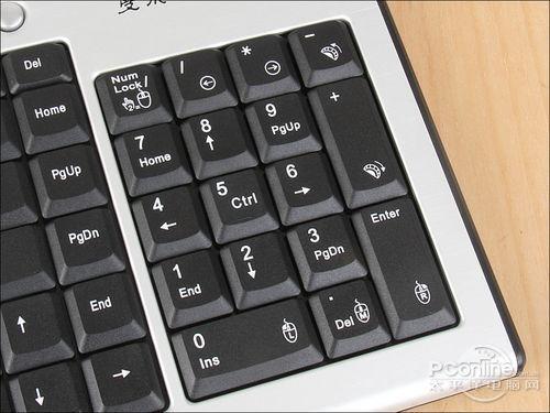 外设也玩整合 带有鼠标功能的键盘全搜罗(3)