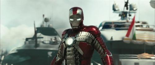 唐尼全新 钢铁侠 战衣亮相 钢铁侠2 全新预告 唐尼新战衣 高清图片