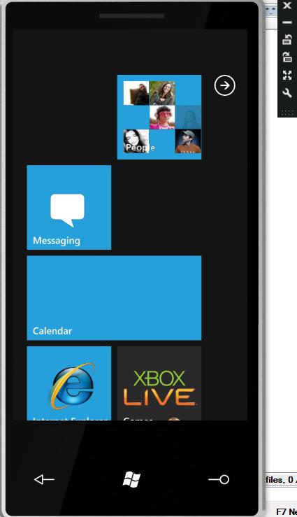 Windows Phone 7仿真器被解锁 解除功能限制