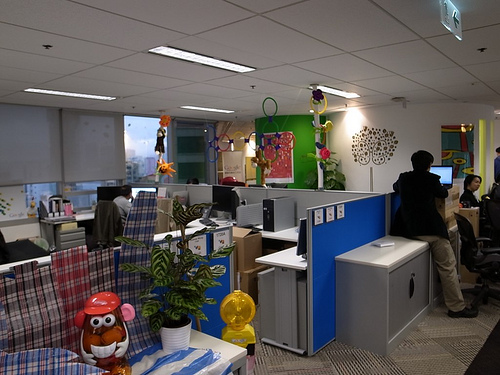 GOOGLE香港办公室