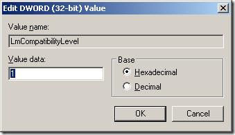 Windows 7无法访问NAS或Samba服务器