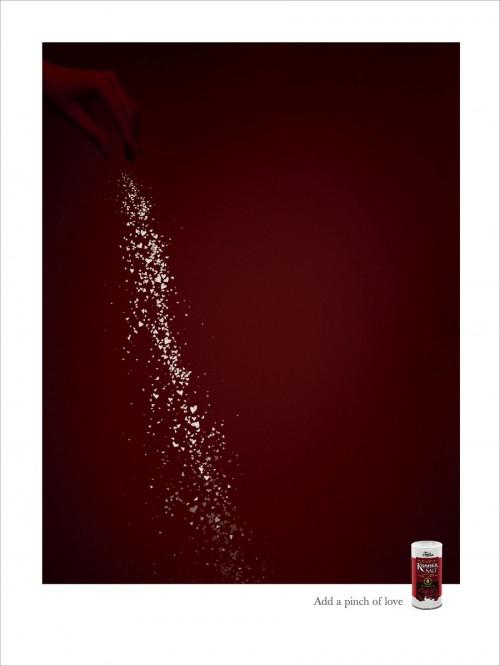 恶搞创意!49张食品类国外广告设计欣赏(2)