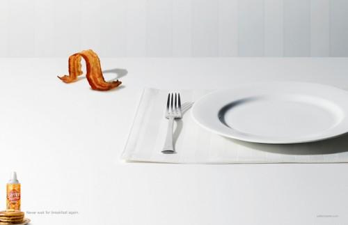 49张食品类国外广告设计欣赏
