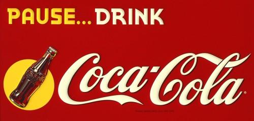 没见过 70张可口可乐广告设计欣赏图片